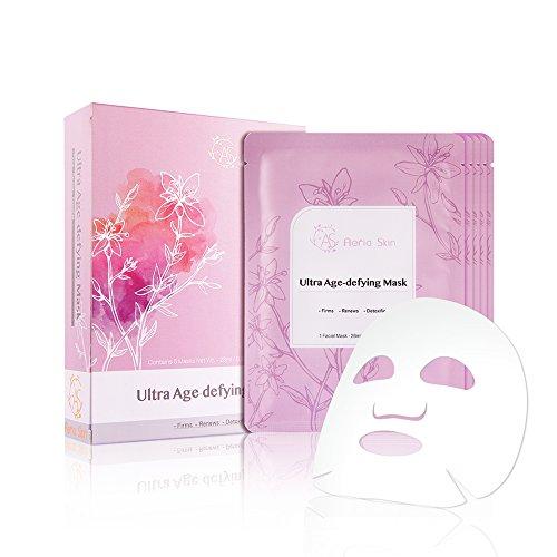Aeria Skin Age-defying Anti-Aging Hydrating Organic Cotton F