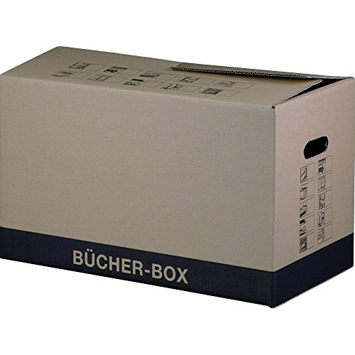 Smartbox Cargo Book Box Archiving Classic Style Internal W560xD293xH330mm Ref 118701122 [Pack of 5]
