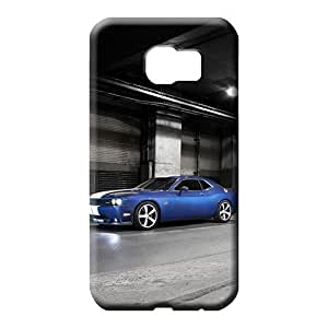 samsung galaxy s6 edge Slim Specially Protective phone back shell dodge challenger srt