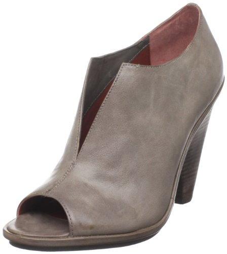 Luxury Rebel Women's Erin Peep-Toe Bootie