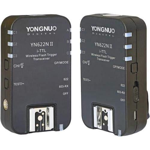 Yongnuo YN-622N Wireless i-TTL for Nikon D70/D70S/D80/D90 D200/D300/D300S/D600/D700/D800 D3000 LF237