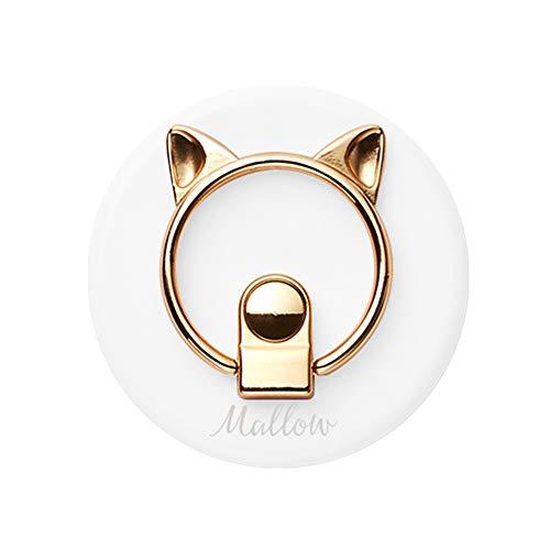 CAT Smartphone Ring (White)