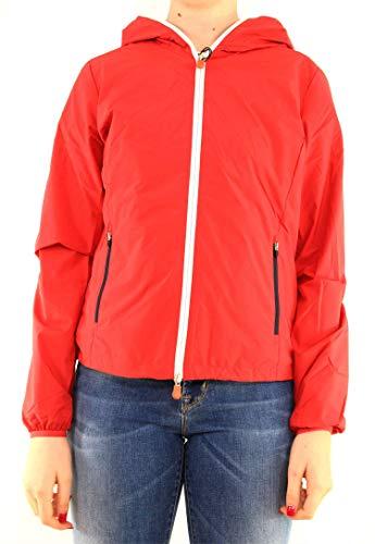 Save à capuche D3667wmaty8 The Duck bleu rouge femmes pour modèle Veste noir qwIFxdOAq