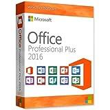 Office Professional 2016 1 PC (tiempo de vida, descarga)