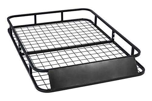 MPH Production Universal Roof Rack for Truck (Cargo Car Top Luggage Carrier Basket Traveling SUV Holder) - 1992 Ciera Oldsmobile
