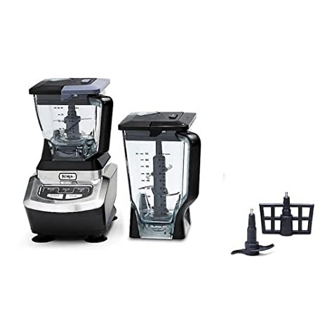 Amazon.com: Ninja Kitchen System 1200 Blender And Food ...