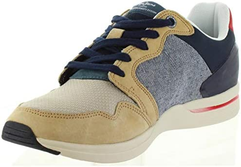 Pepe Jeans Chaussures de Sport pour Homme PMS30514 JAYKER 847 Sand