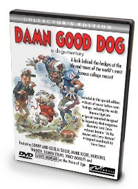 Damn Good Dog a Dogumentary About Uga the Beloved Mascot for the University of Georgia Bulldogs
