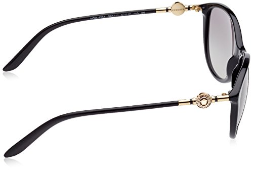 Gradient Black Gray Versace Noir Sonnenbrille VE4251 Xq7AnPxwY6