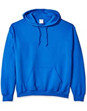 Gildan Men's Heavy Blend Fleece Hooded Sweatshirt