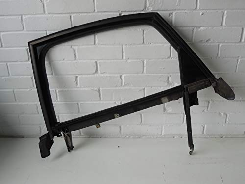 (Audi A4 B6 B7 Saloon NS Left Rear Window Frame Upper Door)