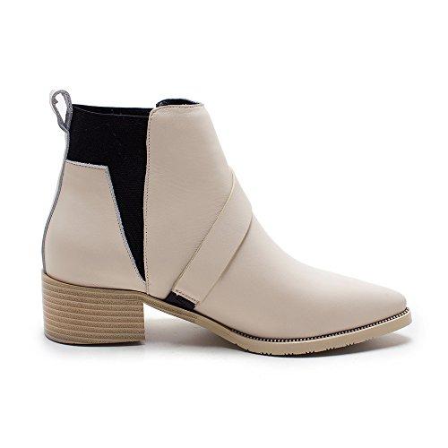 Nine SevenAnkle-boots - Botas mujer Beige
