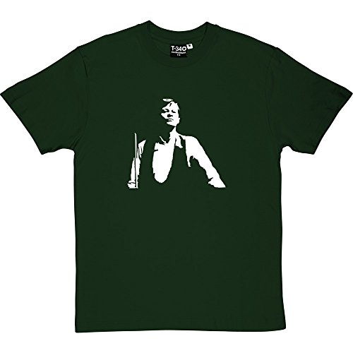 Alex Racing - Alex Higgins Racing Green Men's T-Shirt 5XL