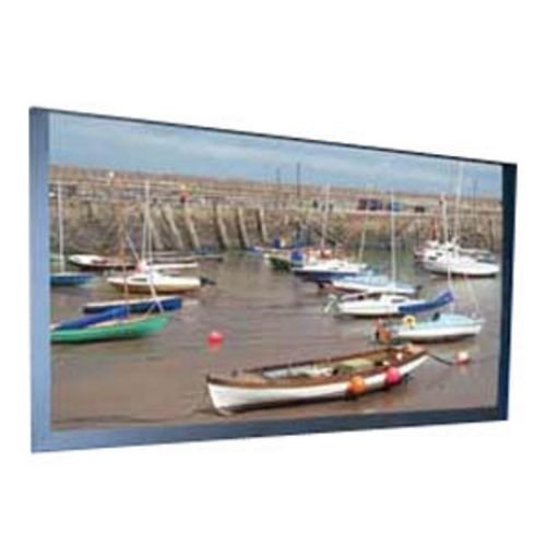 Onyx Matt White Fixed Frame Projection Screen Viewing Area: 119