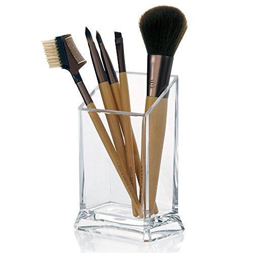 Premium Quality Plastic All-Purpose Makeup Brush and Accesso
