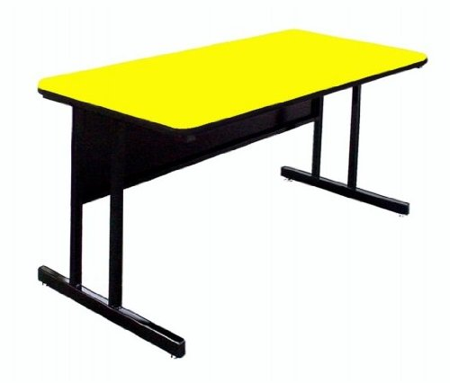 Correll High Pressure Top Computer/Training Table