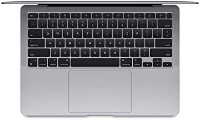 New Apple MacBook Air with Apple M1 Chip (13-inch, 8GB RAM, 256GB SSD Storage) – Space Gray (Latest Model)