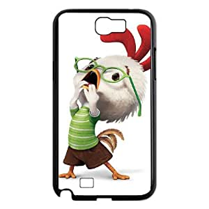 Samsung Galaxy N2 7100 Cell Phone Case Black Disney Chicken Little Character Chicken Little Phone cover J9736782