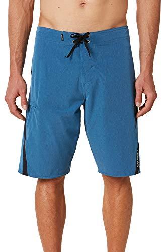 O'Neill Men's Superfreak Swim Boardshorts, 21 Inch Outseam (Vintage Blue / SU19, 38) ()