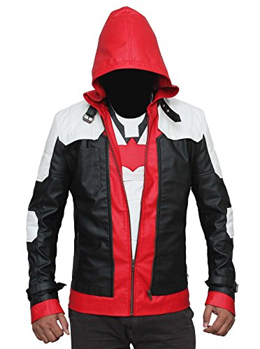 Red H (Arkham Knight Red Hood Costume)