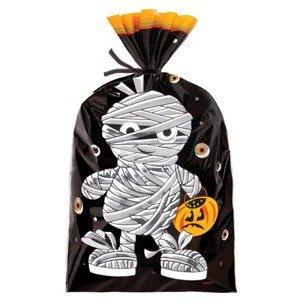 Wilton Mummy Party Bags - Mummy - Metallic