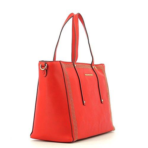 1y000038 Donna Jeans L H 32x37x20 Borsa Mano Trussardi Red A w X Cm 75b00184 xEpqnYwZB