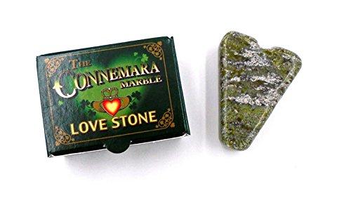 Irish Connemara Marble: Love Stone