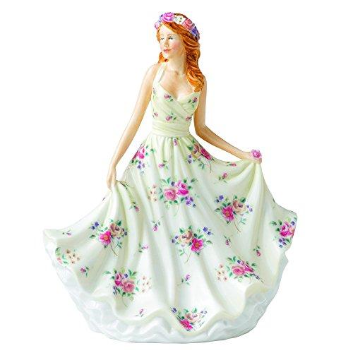 (Royal Doulton Traditional Melissa Figurine, 8.8