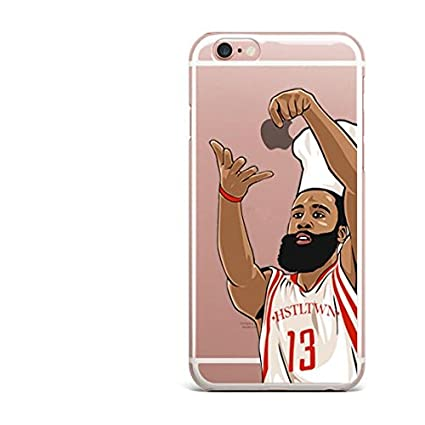 NBA star basketball player phone case for iphone X SE 5 5s 6 6s 7 8 ... 2aebbf9af
