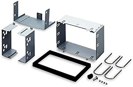 DOUBLE DIN STEREO SLEEVE RADIO MOUNT CAGE BRACKET FOR PIONEER AVIC-5200NEX