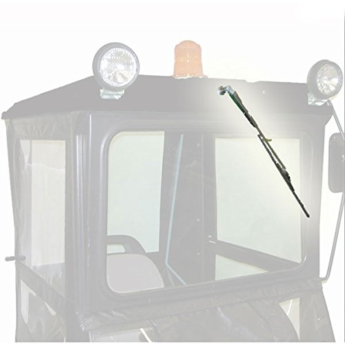 Original Tractor Cab Manual Wiper For Hard Top Cab Enclosures (Original Tractor Cab)