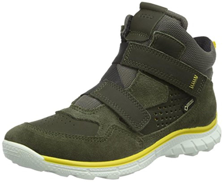 Ecco Boy's Biom Trail Kids Multisport Outdoor Shoes, Poseidon/Poseidon (Poseidon/POSEIDON59632), 1 UK (33 EU)