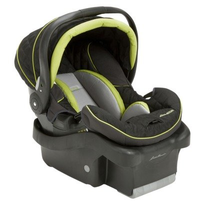 Eddie Bauer Surefit Infant Car Seat - Eddie Bauer Car Seat And Stroller