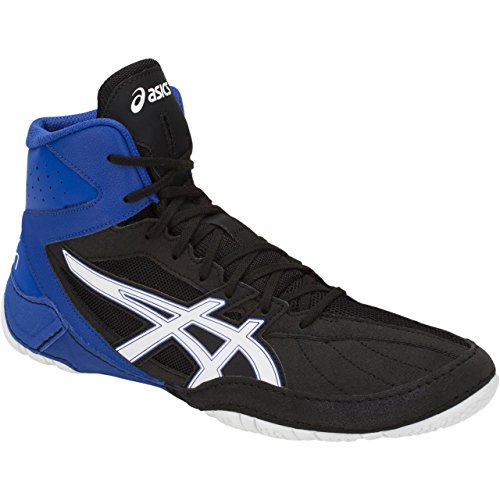 Asics Mens Cael V8.0 Shoes Black/White outlet 2015 new 100% guaranteed cheap online cheap wiki geniue stockist for sale new arrival sale online hCo4ONO0A9