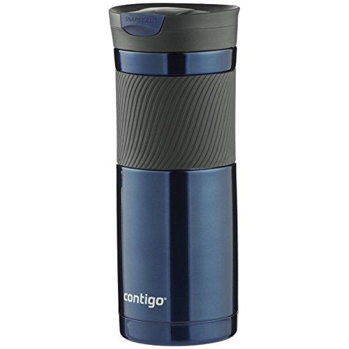 Contigo SnapSeal Superior Vacuum Insulated Stainless Steel Travel Mug