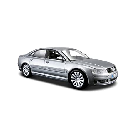 Buy Audi A8 1 26 Blue Diecast Model Car Maisto Online At Low Prices