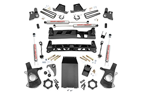 6 inch front lift kit - 1