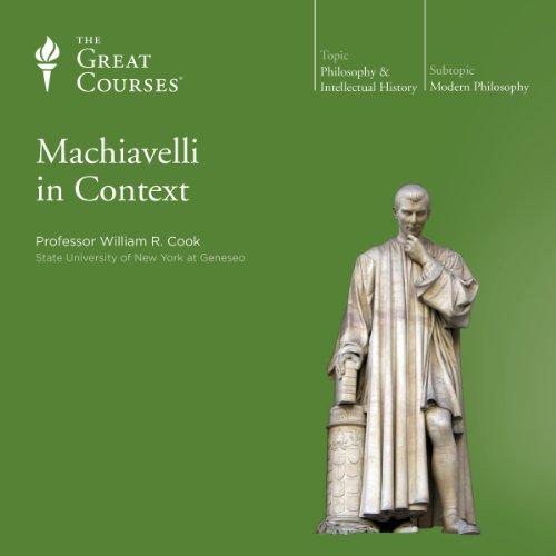 Machiavelli in Context