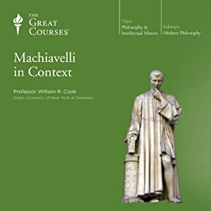 Machiavelli in Context Lecture