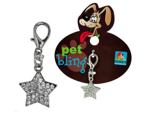 - DUKES Pet Collar Charm - Set of 24