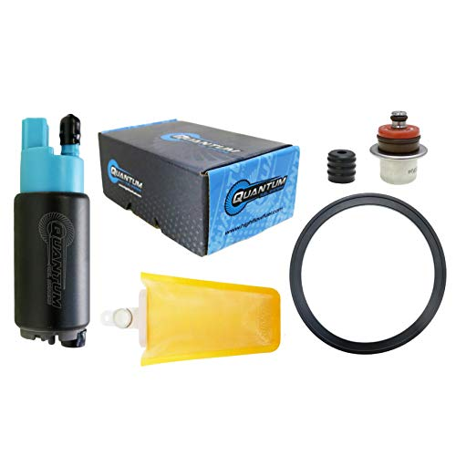 HFP-382-P Fuel Pump Replacement for Polaris RZR 800/S/4 EFI (2008-2010) Replaces 2521011, 2520914 (Turbo Kit 800)