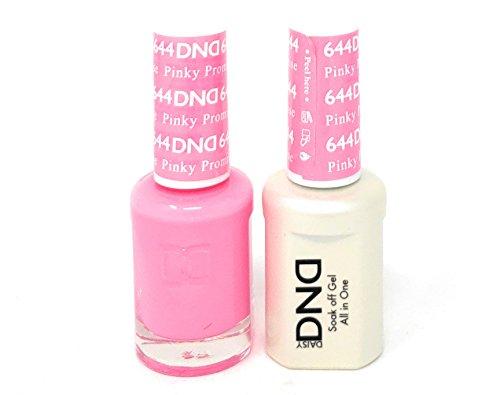 (DND *Duo Gel* (Gel & Matching Polish) (644 Pinkie Promise))