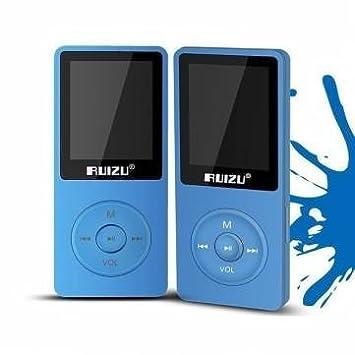 RUIZU X02 - Soporte de pantalla TFT de 1,8 pulgadas HIFI 4 G ...