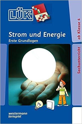LÜK: Strom und Energie: ab 4. Klasse: Amazon.de: Heinz Vogel: Bücher