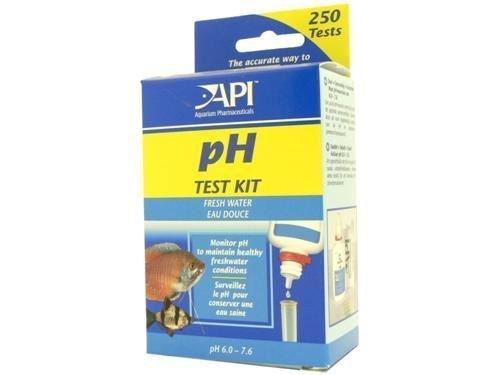 API (2 Pack) PH Liquid Test Kit (FW) 250 Tests