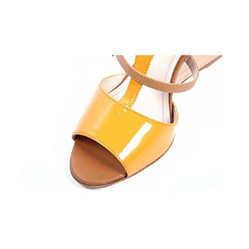 Tods Ladies Sandal Xxw0rd0g82023l183p Giallo