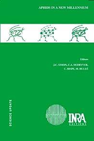Aphids In A New Millennium (en anglais) par J.C. Simon