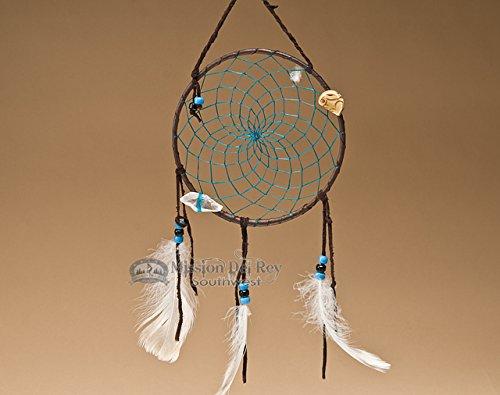 Mission Del Rey Native American Dream Catcher 6