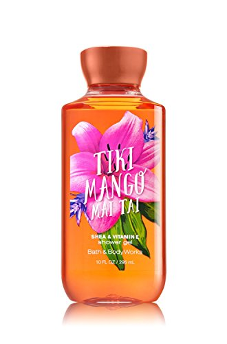 Bath & Body Works Shea & Vitamin E Shower Gel Tiki Mango Mai Tai