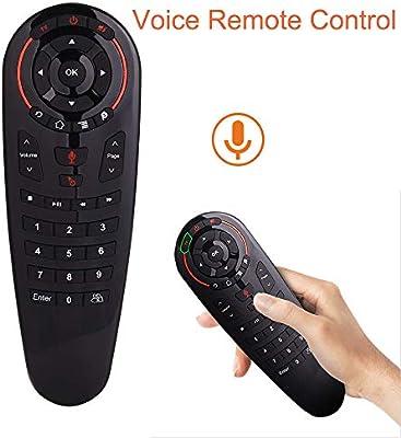Mando a Distancia,Control Remoto para Nvidia Shield TV 2.4G Control de IR Remote Mouse para PC MI Android TV Box: Amazon.es: Electrónica